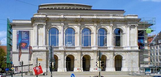 Staatstheater Augsburg, © ReclaM