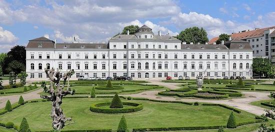 Palais Augarten, Internatsgebäude der Wiener Sängerknaben, © Bwag