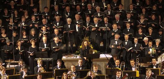 Oratorienchor (Symbolfoto), © Andreas F. Borchert