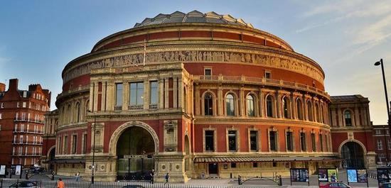 Royal Albert Hall, London, © Garry Knight