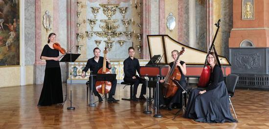 Barockorchester Capella Jenensis, © Marius Böttcher