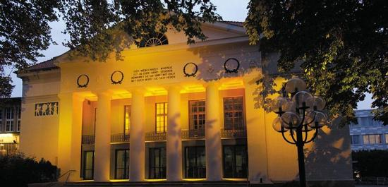 Stadttheater Hildesheim, © Gbghild