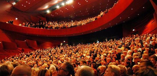 Theater Erfurt, © Lutz Edelhoff