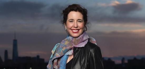 Preisträgerin Angela Hewitt, © James Katz