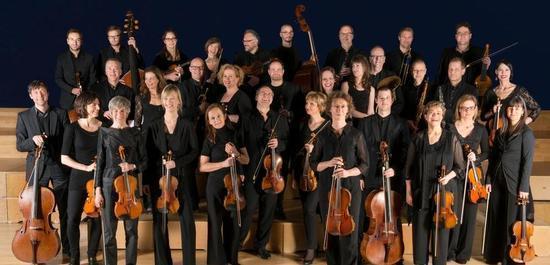 Kammerorchester Basel, © Heike Kandalowski