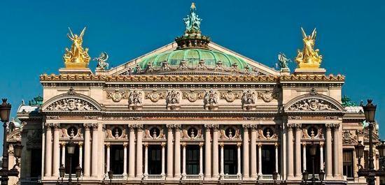 Palais Garnier, © Base Mérimée