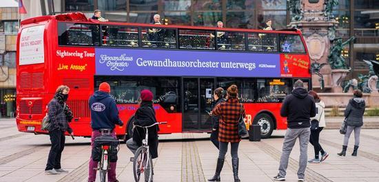Gewandhaus Konzertbus, © Tom Williger