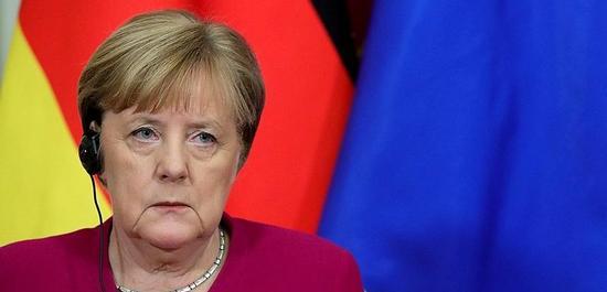 Bundeskanzlerin Angela Merkel (Archivbild), © kremlin.ru