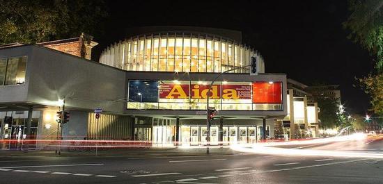 Städtische Bühnen Münster, © Brisbane
