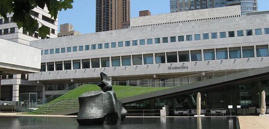 The Juilliard School, New York, © Yair Haklai