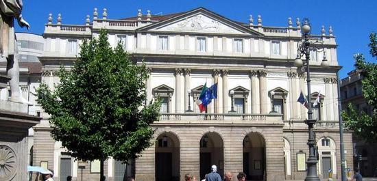 Teatro alla Scala, Mailand, © Rüdiger Wölk