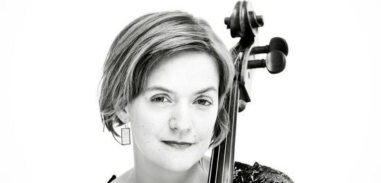 Cellistin Tanja Tetzlaff, © Giorgia Bertazzi