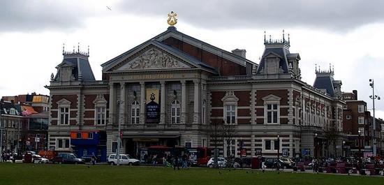 Concertgebouw Amsterdam (2009), © Ernest McGray, Jr.