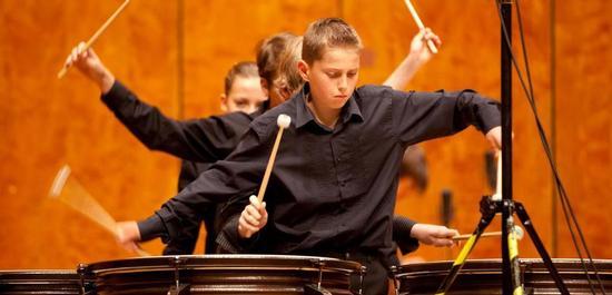Jugend musiziert, © Schuler