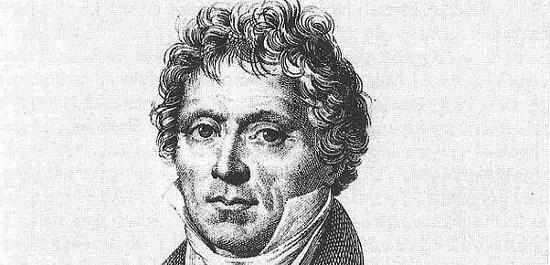 Komponist Anton Reicha (1815), © Claude-Marie-François Dien (1787-1865)