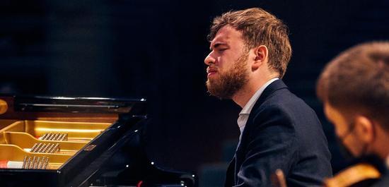 Pianist Anton Gerzenberg, © Dmitry Khamzin