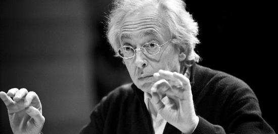 Dirigent Philippe Herreweghe, © Michiel Hendryckx
