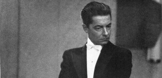 Herbert von Karajan (1954), © Katsu Funayama