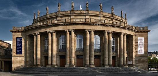 Staatsoper Stuttgart, © Matthias Baus