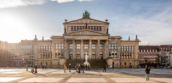 Konzerthaus Berlin, © Felix Löchner
