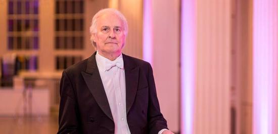 Dirigent Heribert Beissel (1933-2021), © Klassische Philharmonie Bonn