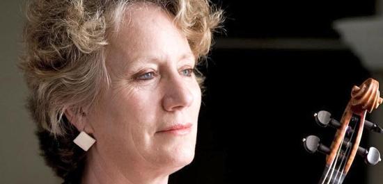 Preisträgerin Elizabeth Wallfisch, © Ben Ealovega