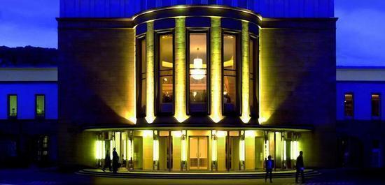 Opernhaus Wuppertal, © Andreas Fischer