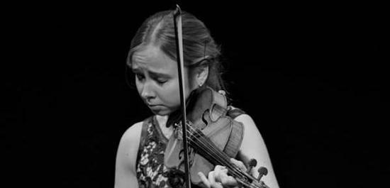 Gewinnerin Eva Rabchevska, © Guadagnini Stiftung