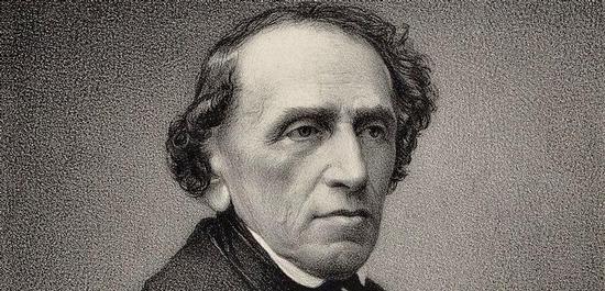 Komponist Giacomo Meyerbeer (1791-1864), © Pierre Petit