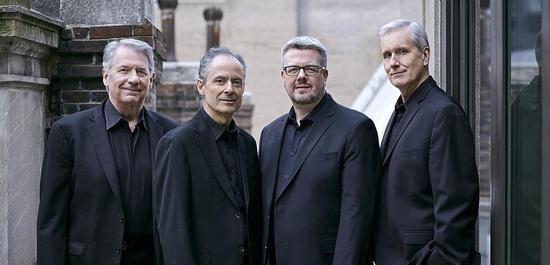 Emerson Quartet, © Jürgen Frank