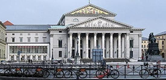 Bayerisches Nationaltheater München, © Burkhard Mücke