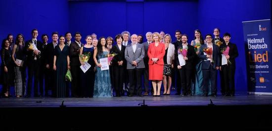 Helmut Deutsch Liedwettbewerb 2021, © SHIN