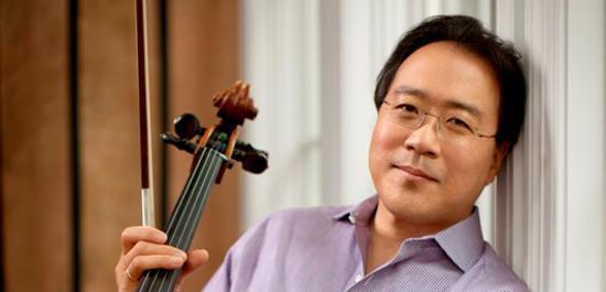 Cellist Yo-Yo Ma, © Jeremy Cowart