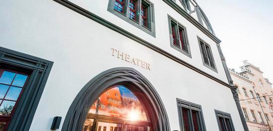 Gewandhaus Zwickau, © André Leischner