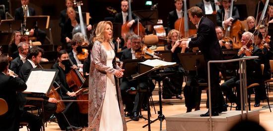 Concertgebouworkest Amsterdam, Renée Fleming, Daniel Harding, © Astrid Ackermann