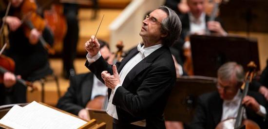Dirigent Riccardo Muti, © Todd Rosenberg Photography