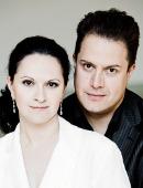Klavierduo Genova & Dimitrov im Portrait