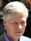 Reinhard Knoll im Portrait