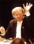 Gennadij Roschdestwenski  im Portrait