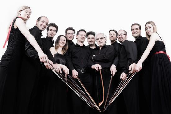 Ensemble Armoniosa, Photo: Francesco Fratto
