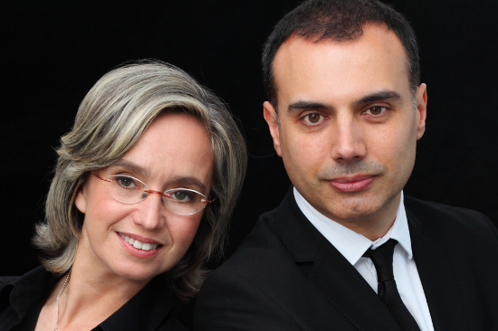 Carles & Sofia, Photo: Douglas Gorenstein