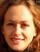 Edlira Priftuli im Portrait