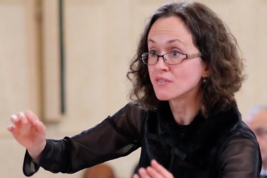 Edlira Priftuli, Photo: Günsbach