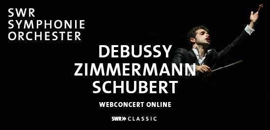 Debussy Zimmermann Schubert