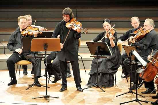 Bashmet und die Moskauer Solisten in der Berliner Philharmonie