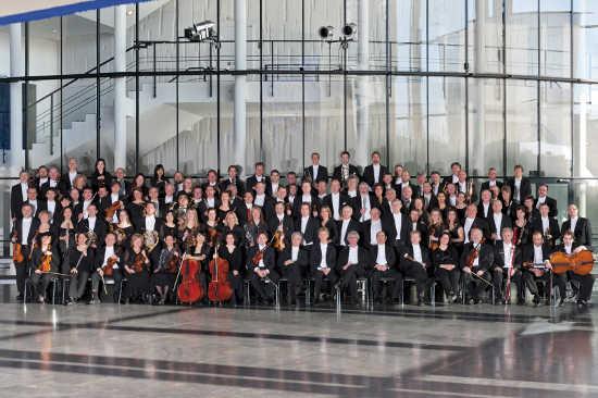 Neue Philharmonie für Westfalen, Photo: Pedro Malinowski