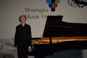 Jan Lisiecki beim RMF 2013