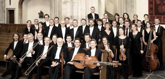 Amsterdam Baroque Orchestra u Choir