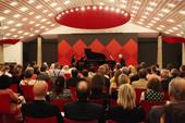 IMPULS-Konzert in der Landesvertretung Sachsen-Anhalts in Brüssel.