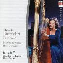Jutta Zoff spielt Harfenkonzerte